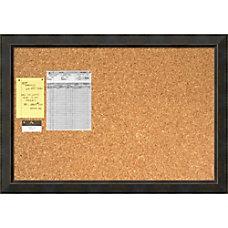 Amanti Art Signore Cork Bulletin Board