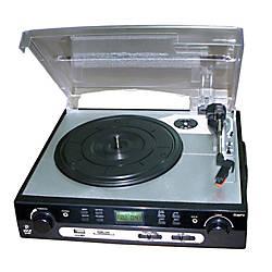 Pyle PLTTB9U USB Record Player Turntable