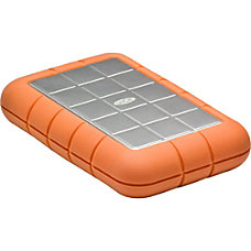 LaCie Rugged Triple 500GB External USB