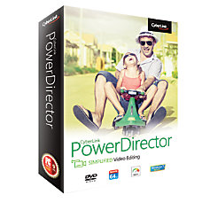 Cyberlink PowerDirector Traditional Disc