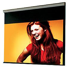 Draper Luma Manual Projection Screen