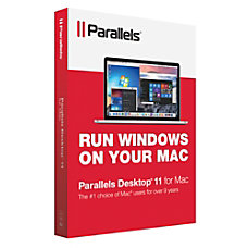 Parallels Desktop 11 For Mac For