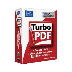IMSI Design TurboPDF For 1 PC
