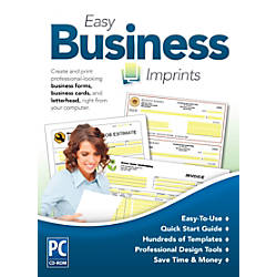 Encore Easy Business Imprints For 1