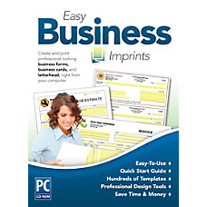 Encore Easy Business Imprints 2016 For