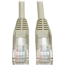 Tripp Lite 20ft Cat5e Cat5 Snagless