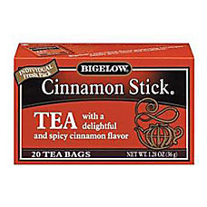 Bigelow Cinnamon Stick Herbal Tea Bags