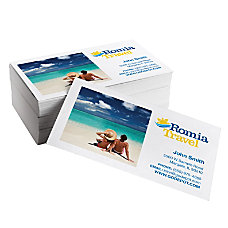 Same Day Business Cards Gloss 3