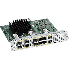 Cisco 6 Port Gigabit Ethernet Dual