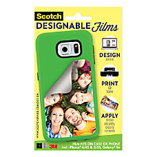 Scotch Designable Films For Samsung Galaxy