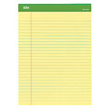 Office Depot Brand Writing Pad 8
