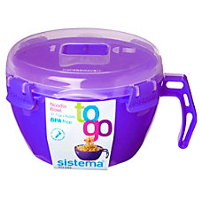 Sistema Noodle Bowl To Go 32