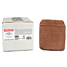 AMACO Air Dry Clay Terra Cotta