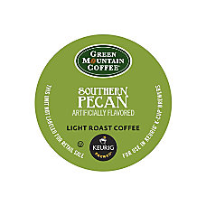 Green Mountain Coffee Southern Pecan Coffee