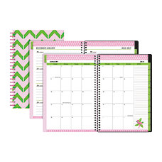 Divoga Tropical Punch Collection WeeklyMonthly Planner