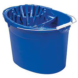United Solutions Oval Plastic Utility Bucket