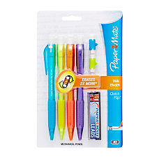 Paper Mate Quick Flip Mechanical Pencils