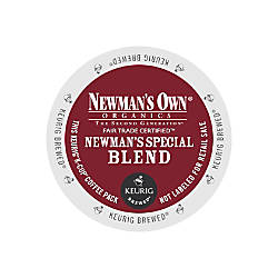 Newmans Own Organics Special Blend Coffee