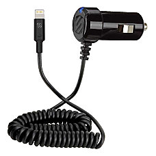 Scosche 5watt Car Charger For Lightning