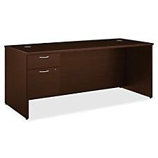 HON 101 Left Pedestal Desk 72