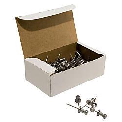 Labelon Gem Solid Aluminum Pushpins