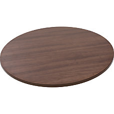 Lorell Height Adjustable Table Top Round