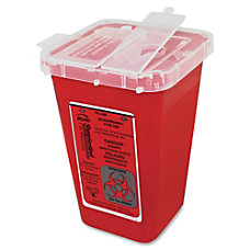 Impact Products 1 qt Sharps Container