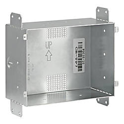 AMX CB TP7 Mounting Box for