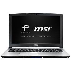 MSI PE60 Prestige PE60 2QD 060US