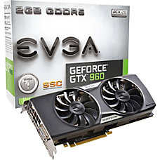 EVGA GeForce GTX 960 Graphic Card