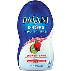 Dasani Drops Strawberry Kiwi 19 Oz