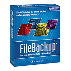 FileBackup 70 Traditional Disc