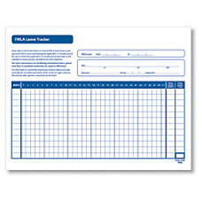 ComplyRight FMLA Leave Tracker Forms 8