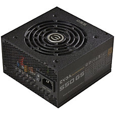 EVGA SuperNOVA 550 GS Power Supply