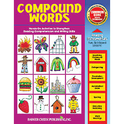 Barker Creek Grammar Activity Book Compound