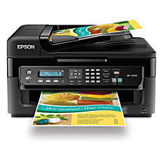 Epson WorkForce WF 2530 All in