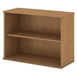 Bush Business Furniture Bookcase 2 Shelf