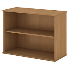 Bush Business Furniture 2 Shelf Bookcase
