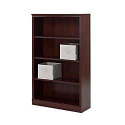 South Shore Morgan 4 Shelf Bookcase