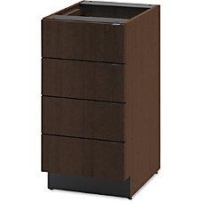 HON Modular Single Base Cabinet 18