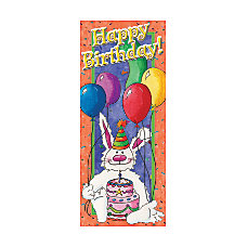 Barker Creek Bookmark Duets Happy Birthday