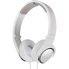 JVC HA S400 W Headphone