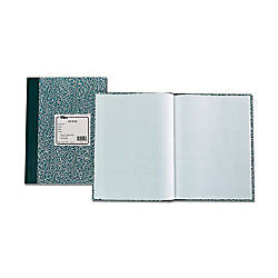 TOPS Quad Ruled Lab Research Notebook