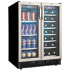 Silhouette DBC2760BLS French Flair Beverage Center