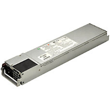 Supermicro SP801 1R Redundant Power Supply