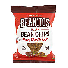 Beanitos Black Bean Chips Bags Honey