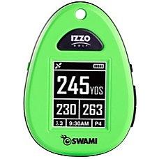 Izzo SWAMI Golf GPS Navigator Neon