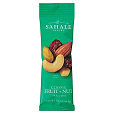 Sahale Snack Better Classic FruitNut Trail