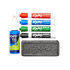 EXPO Low Odor Dry Erase Starter