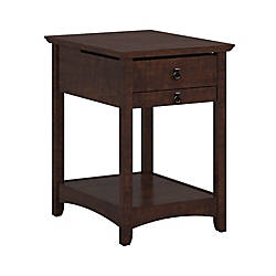 Bush Furniture Buena Vista Laptop End
